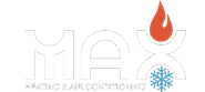 Max Heating and Air Conditioning Logo